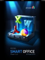 Скриншот Picsel Smart Office