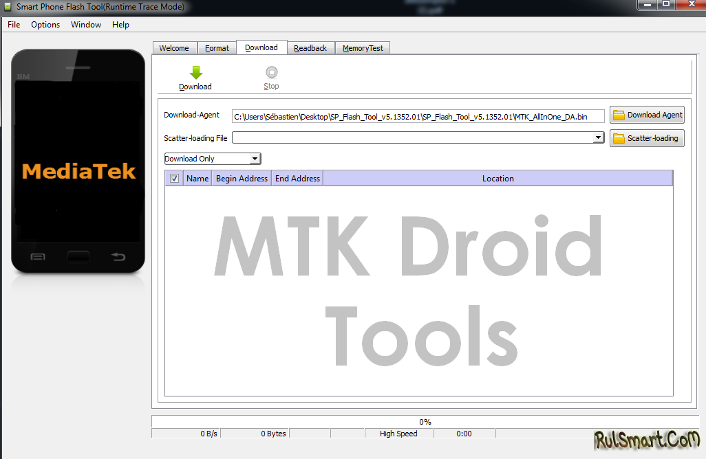 Rom tutorial backup rom with mtkdroidtools   [official] add the 06.