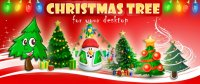 Animated Christmas Tree for Desktop - 2013