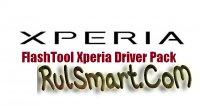 FlashTool Xperia Driver Pack