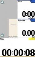 Скриншот Nokia Sports Tracker