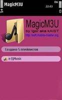 MagicM3U
