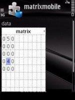 Скриншот Mobile Matrix