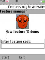 Скриншот Foice