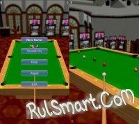 Скриншот Vegas Pool Sharks