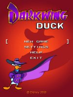 Скриншот Darkwing Duck