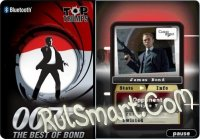Скриншот Top Trumps 007 Best of Bond