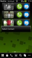 Скриншот One Contact Widget Mod
