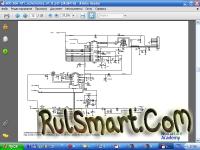 Скриншот Nokia 600 RM-701 - Схема электрическая, принципиальная (service schematics)