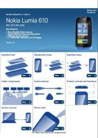 Nokia Lumia 610 - ����������� �� ������������ (service manual L1&L2)