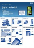 Nokia Lumia 620 - ����������� �� ������������ (service manual L1&L2)