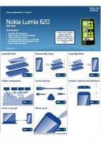 Скриншот Nokia Lumia 620 - Руководство по обслуживанию (service manual L1&L2)