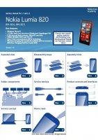 Скриншот Nokia Lumia 820 - Руководство по обслуживанию (service manual L1&L2)