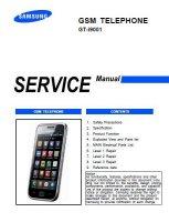 Скриншот Samsung GT-i9001 Galaxy S Plus - Руководство по обслуживанию (service manual L1&L2&L3)
