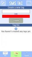 Скриншот SMS Tag