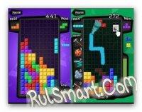 Скриншот Tetris HD