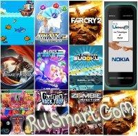 Скриншот Сборник Java игр для Nokia