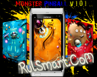 Скриншот Monster Pinball