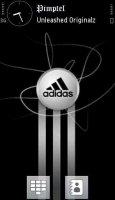 Скриншот Adidas Black