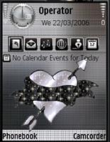 Скриншот Silver hearth by Handykap