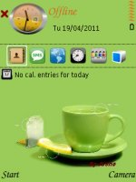 Скриншот Toxin with lemon by Arsho