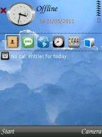 Скриншот Sky by Arsho