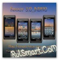 Скриншот FANTASY 3.0  Symbian^3 IND190