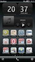 Скриншот  SteelBlack Silver SE by AttisX