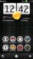 Скриншот Black Grunge by Vener