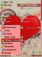 Скриншот Heart by Snoze