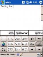 Скриншот PhoneType 0.95a