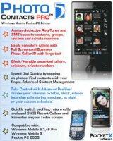 Скриншот Photo Contacts Pro v.5.11