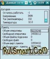 Скриншот SisInfo 1.00