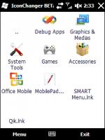 Скриншот Icon Changer