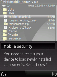 6.jpg - Взлом Symbian без сертификата с помощью антивируса Trend Micro Mobi