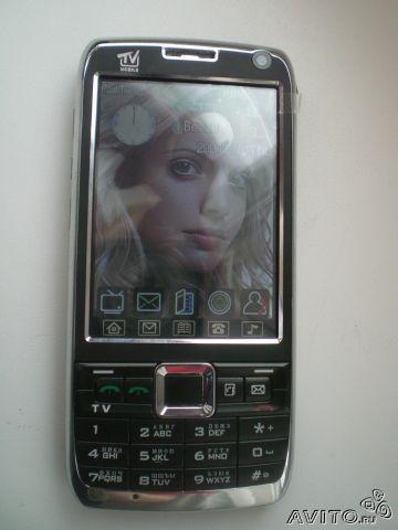 Имеется китайский Nokia E71