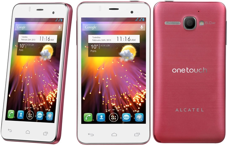 Прошивка alcatel one touch 6010d