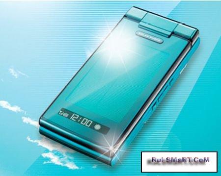 Новый телефон Sharp