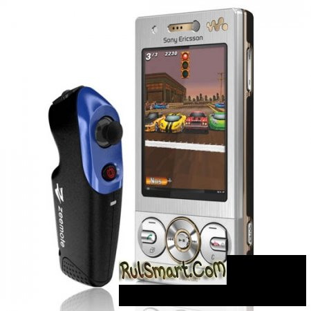 Sony Ericsson W705 Zeemote edition