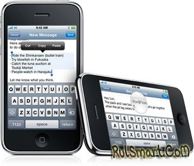 iPhone 3G S — обзор нового айфона
