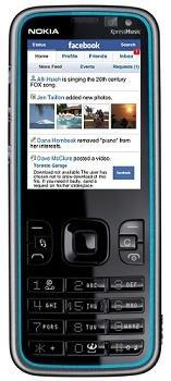 Nokia договаривается с Facebook?