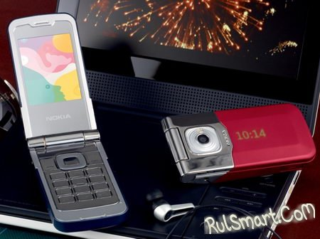 Nokia 7510 поступает в сети T-Mobile