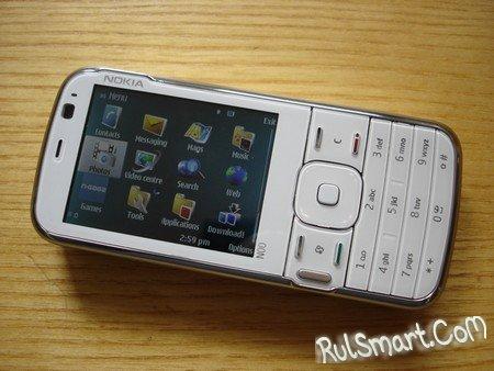 Nokia N79 поступила в продажу в Италии и Великобритании