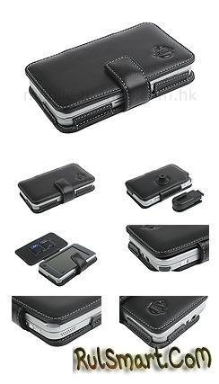 Кожаный чехол для Nokia N810 от brando