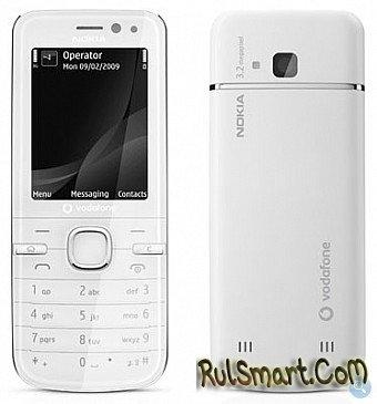 Nokia 6730 - эксклюзив для Vodafone