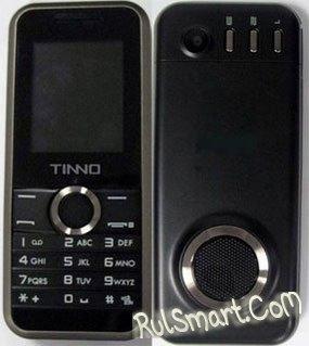 [19.06.2009] TINNO T300A – необычный телефон-радиоприёмник