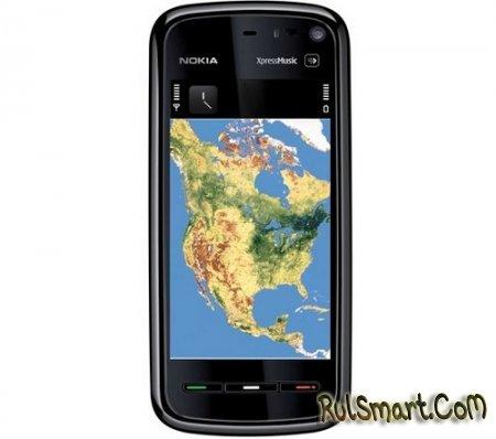 Nokia 5800 NAM скоро поступит в США