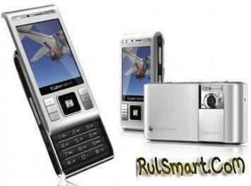 Sony Ericsson C905: массовые отказы