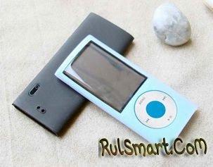 iPod Touch и nano получат встроенные камеры