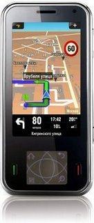 GPS-навигация с помощью Android-телефонов — теперь и в России